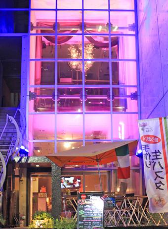 夜の雰囲気がいいゴージャスカフェ『LaLa カフェ』~名古屋市東区