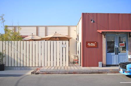 北欧+アメリカンなお洒落カフェ『Hutte ヒュッテ』~豊橋市