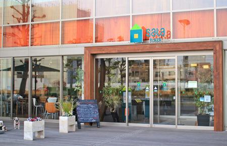 テラスが超開放的!!サーラプラザ併設のカフェ『GREEN CAFE』~豊橋市
