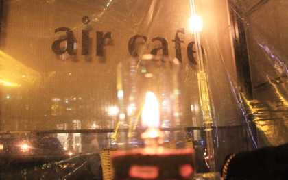 ワンコok air cafe