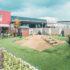 遊び心のあるドッグランが完成してるぞ!『Cafe Fusion』は愛犬家に優しい。~愛知県豊川市